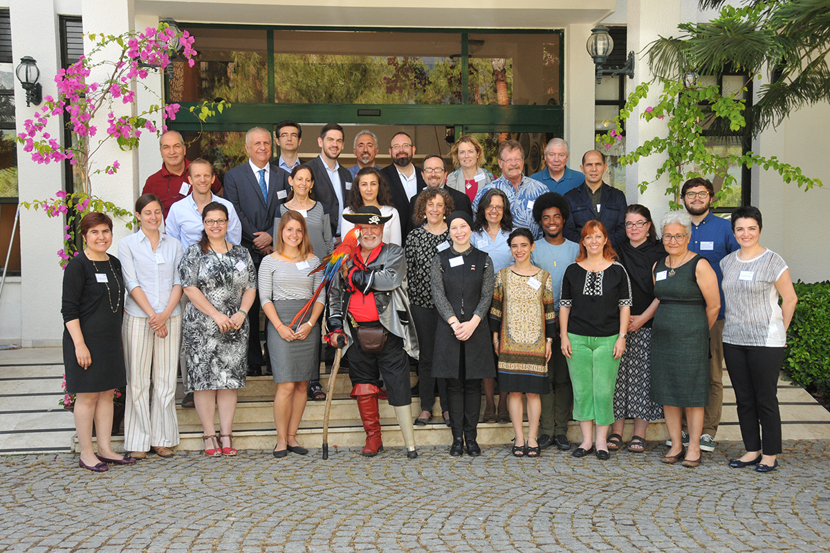 2015-2016 Academic Year U.S. Grantees Final Evaluation Meeting in Antalya